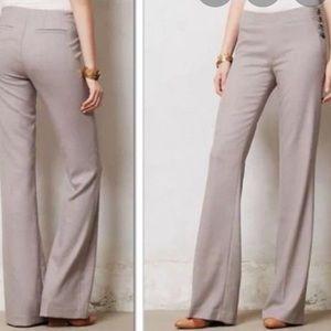 Anthropologie brand Eleveness Grey pants!